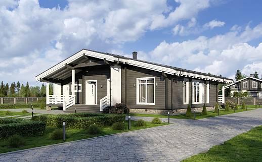 Проект дома №298