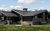 Проект дома №335, фото 1