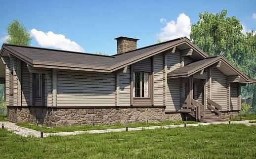 Проект дома №2243