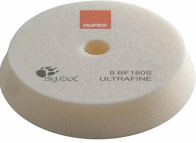 Поролоновый полировальный круг 130/150 мм белый финишный Rupes