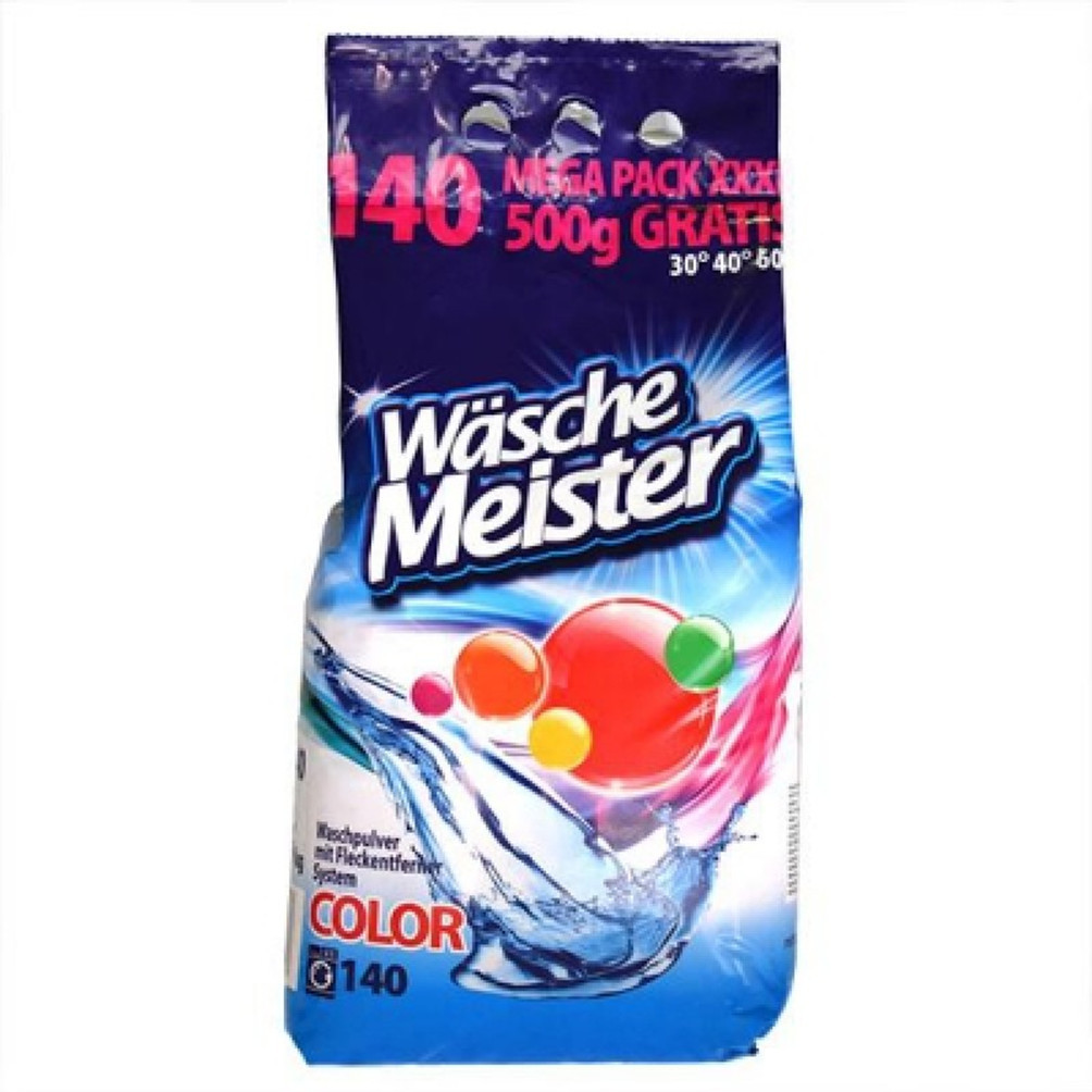 Порошок WASCHEMEISTER Color 10,5 кг