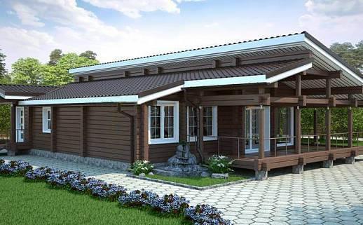 Проект дома №2272