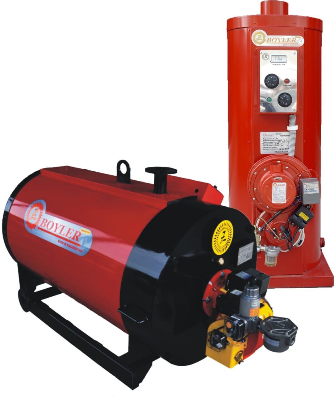 Напольные газовые котлы Z-400