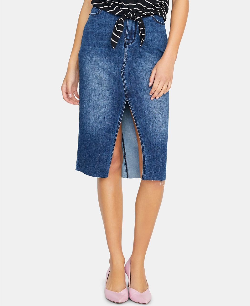 Sanctuary Женская юбка джинсовая 2000000389523