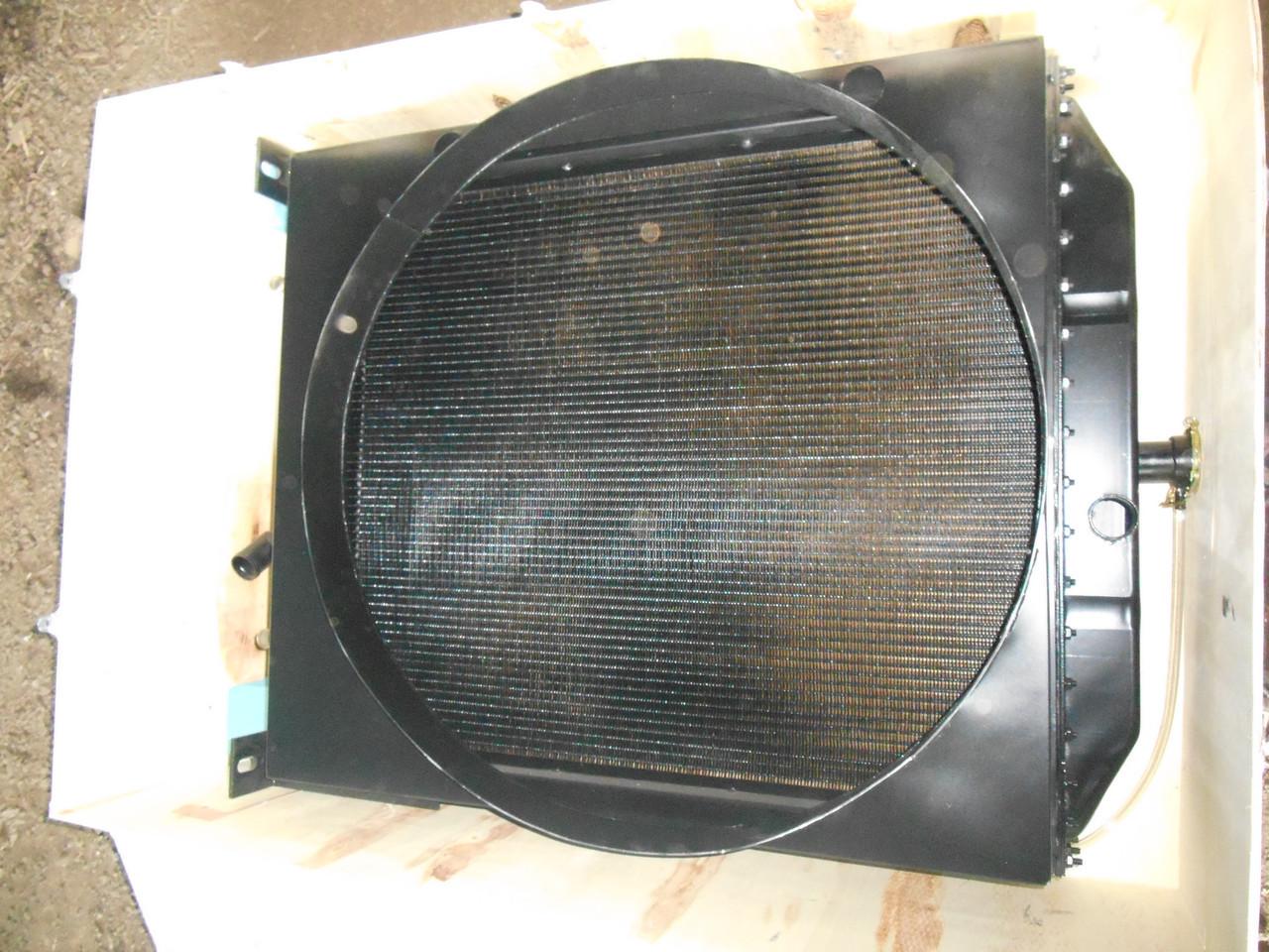 Радиатор с диффузором (водяной)  ZL50G, 92сm*87-90cm