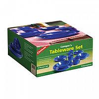 Набор пластиковой посуды Campers tableware (4 pack)