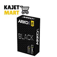 ARKO BLACK Подарочный набор гель для бритья 200мл.+гель для душа 260мл.