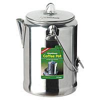 Кофейник Aluminium Coffee Pot 9 Cap