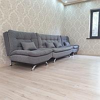 Комплект мягкой мебели (диван + 2 кресла на заказ)