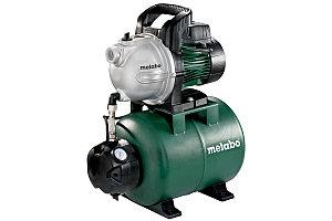 Насосная станция Metabo HWW 4000/25 G, 1100 Вт, 4000 л/час, (600971000)