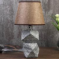 Лампа настольная 7515132TL/1 E14 40Вт серый 20х20х34 см