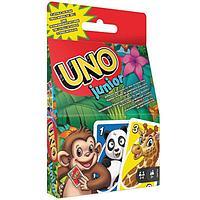 Карточная игра Uno Junior