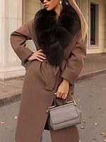 Пальто женское современное