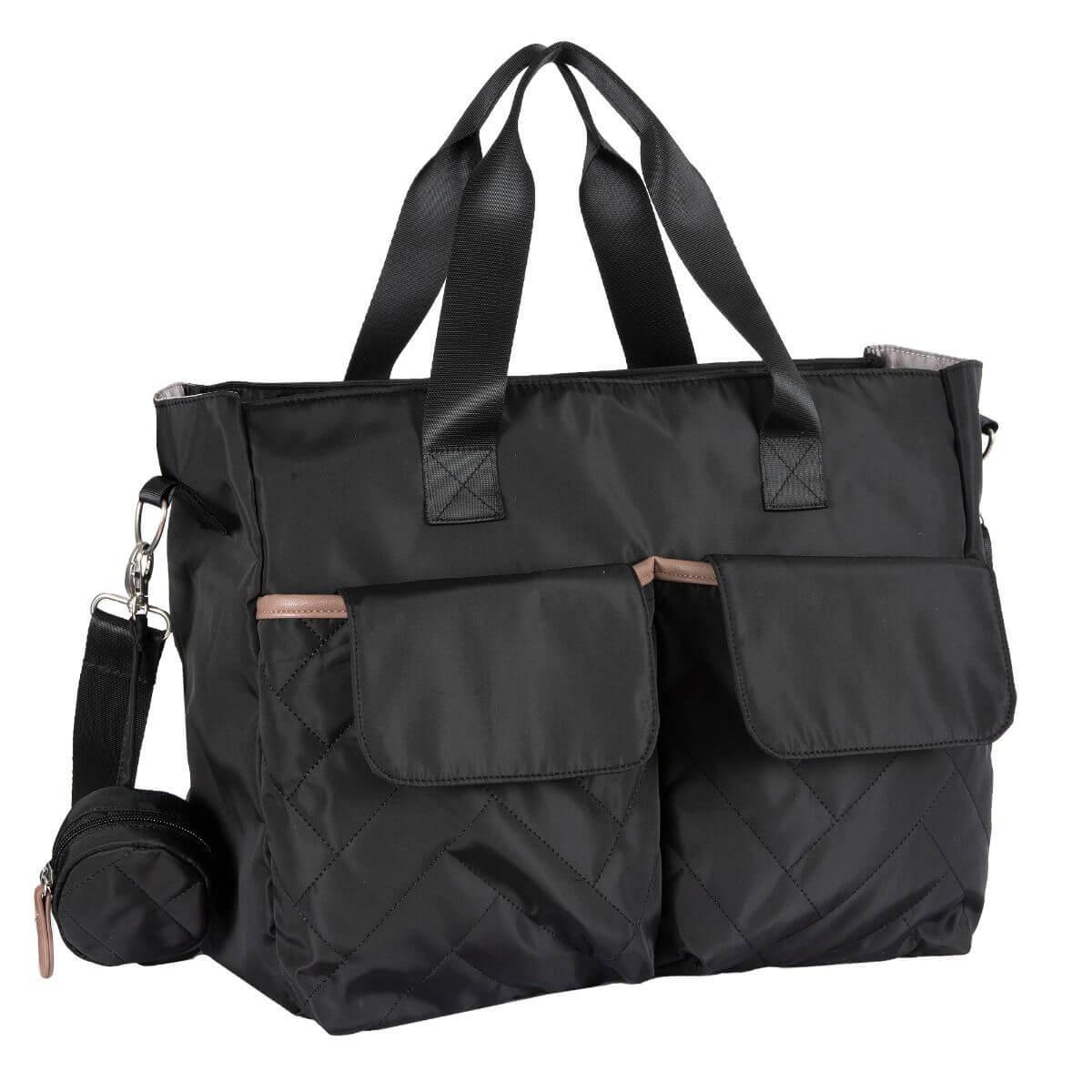 Chicco: Дорожная сумка для мамы черная 2020 Осень-Зима