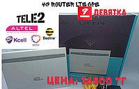 Wi-Fi роутер 4G LTE модем