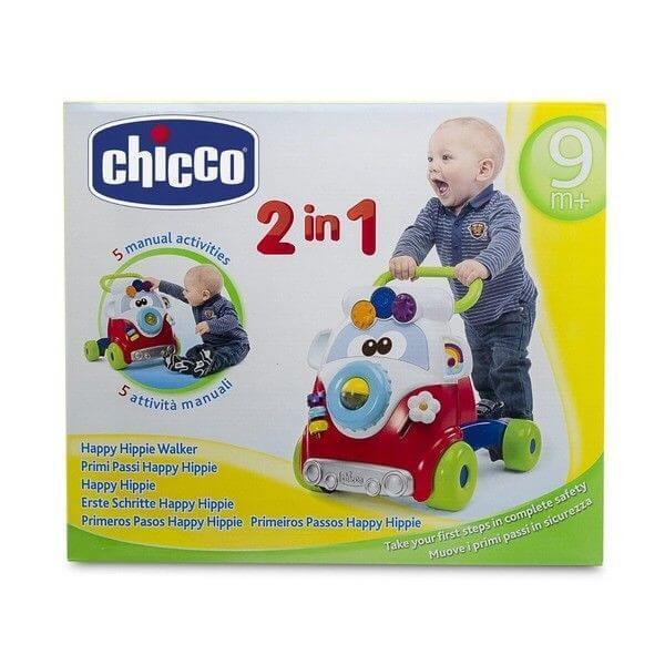 """Chicco: Игровой центр-Ходунки """"Веселый автобус"""" 9м+"""