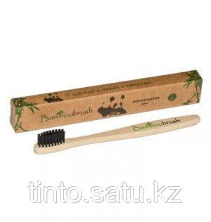 Зубная щетка из бамбука детская 1 шт.