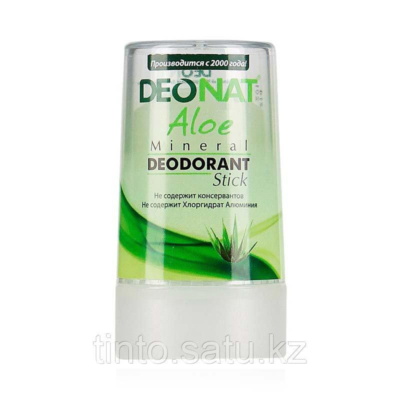Дезодорант ДеоНат стик АЛОЭ 40 гр.