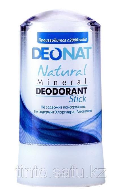 Минеральный дезодорант «Кристалл-ДеоНат» Natural 60гр