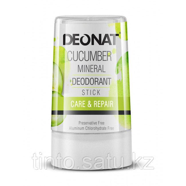 Дезодорант Кристалл «ДеоНат»с экстрактом огурца ,40гр