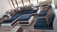 """Модульный комплект мягкой мебели """"Диамонд"""" для гостиной"""