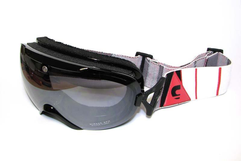 Горнолыжные очки - Carrera Mirage SPH Black