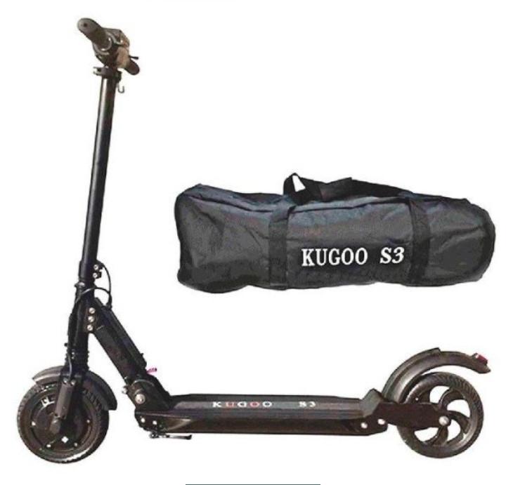 Электросамокат Kugoo S 3 оригинал 100%