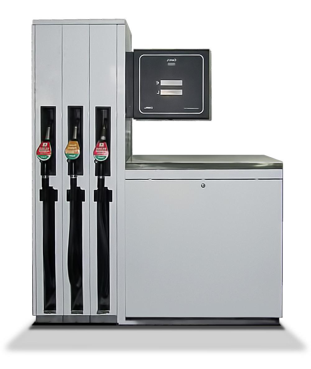 Топливораздаточная колонка Gilbarco SK700 3х6 всасывающего типа на три  сорта топлива