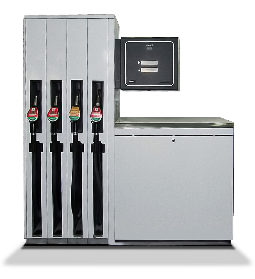 Топливораздаточная колонка Gilbarco SK700 4х8 напорного типа на четыре сорта топлива