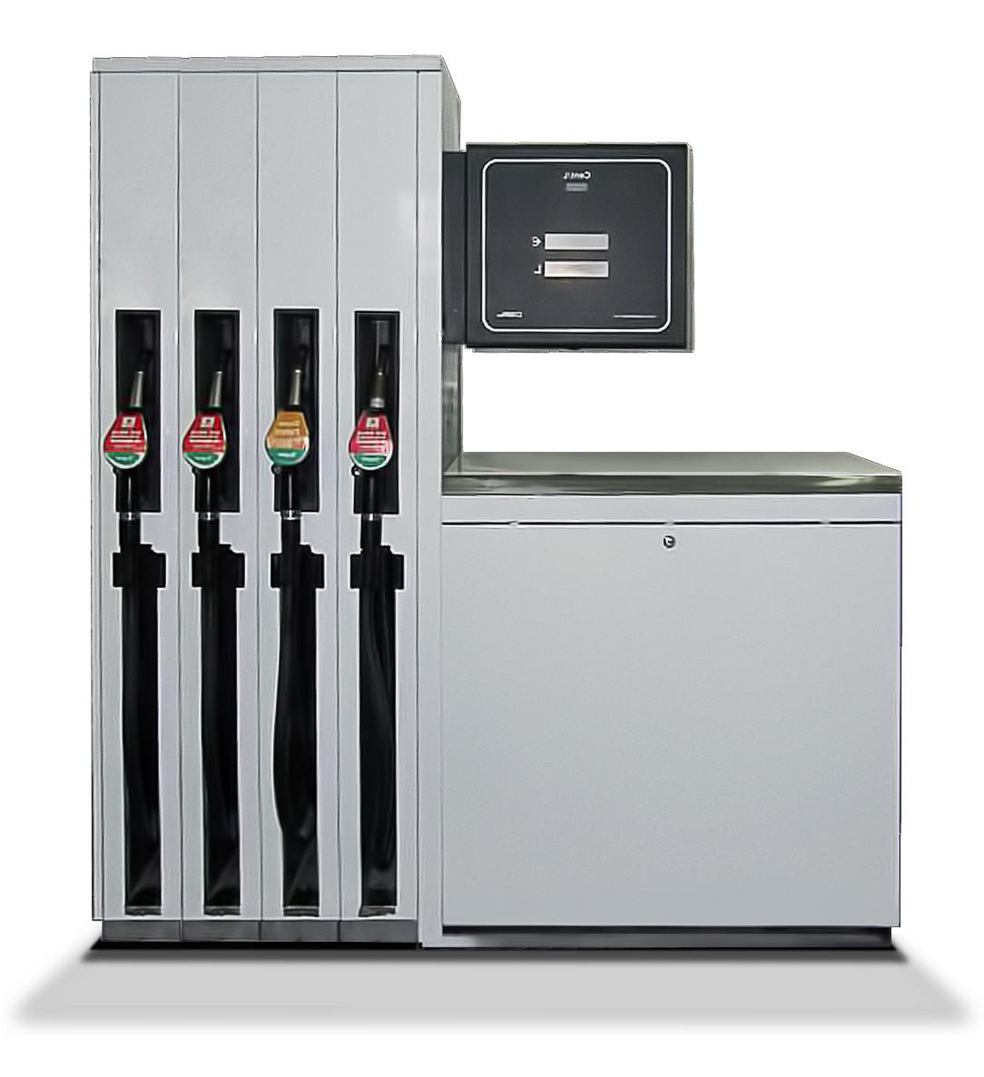 Топливораздаточная колонка Gilbarco SK700 4х8 всасывающего типа на четыре сорта топлива