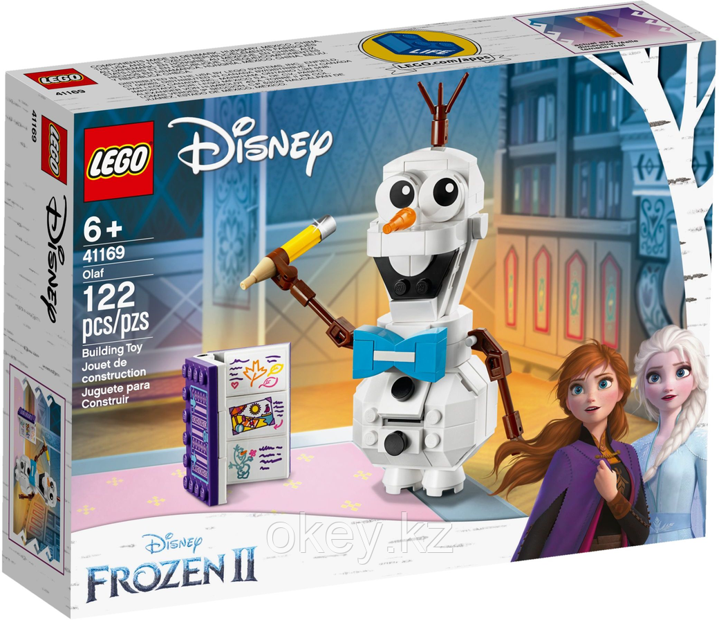 LEGO Disney Princess: Олаф 41169