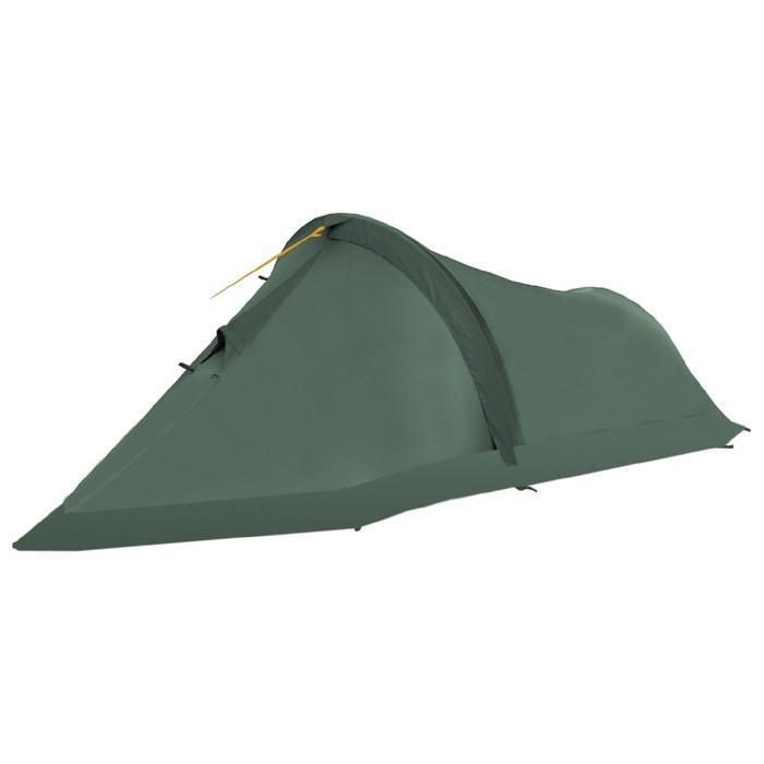 Палатка, серия «Экстрим» Crank 2, зелёная, двухместная