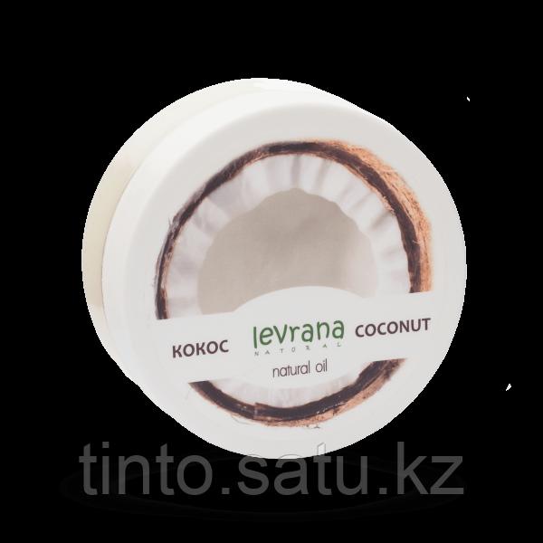 Levrana 100% натуральное кокосовое масло, рафинированное Леврана