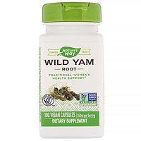 БАД Дикий Ямс Nature's way  Wild Yam США (100 капсул)