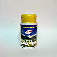Ним, Шри Ганга/Neem, Shri Ganga, 100 таблеток (чистая кровь)