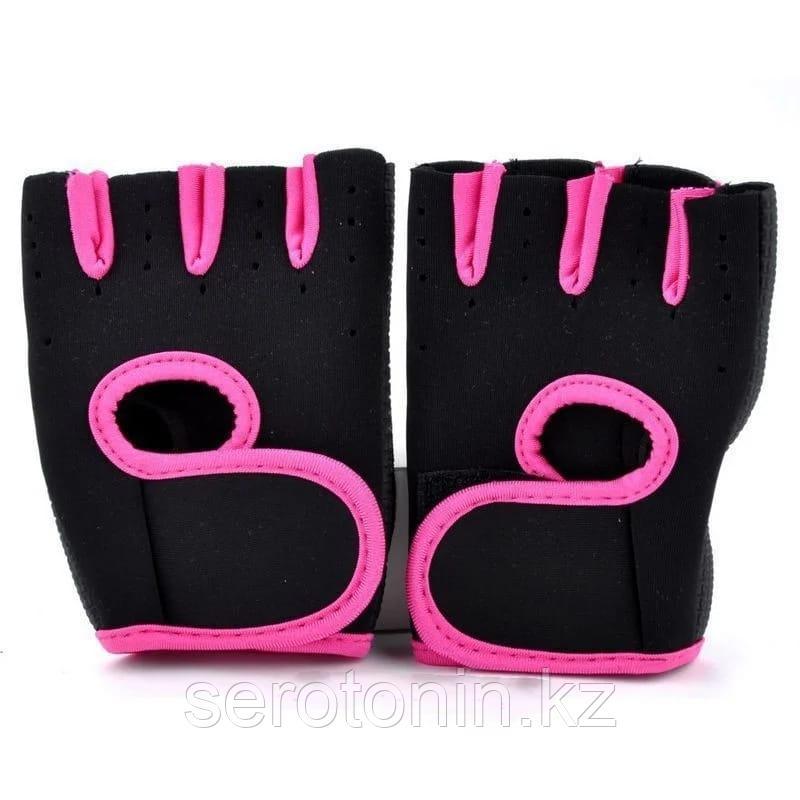 Фитнес перчатки