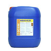 Жидкий хлор acem aqua k21 20 l (25kg)