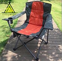 Складные туристические стулья, кресло CampMaster.