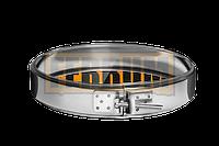 Хомут обжимной (430/0,5 мм) Ø197-200 мм (для сэндвича)