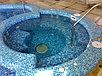 Круглая панель гейзера для бассейна (Диаметр 300 мм.), фото 5