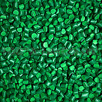 Мастербатч зеленый GREEN MX63036