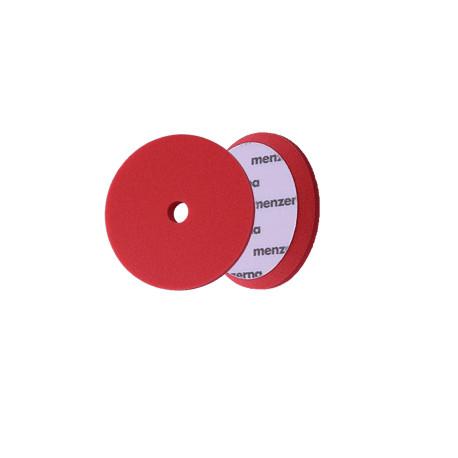 MENZERNA Полировальный круг для грубой полировки, красный 130/150 мм