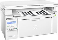 МФУ HP LaserJet Pro MFP M130nw (G3Q58A), 600 dpi, 22 ppm, 256 MB, 600 MHz, USB+LAN+WiFi