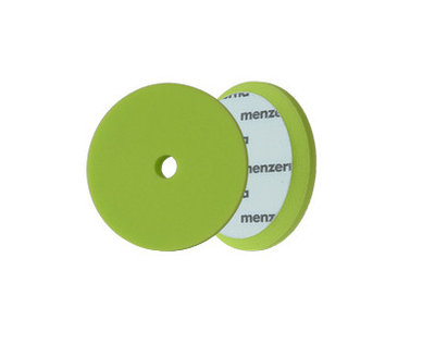 MENZERNA Полировальный круг для тонкой полировки, зеленый 130/150 мм