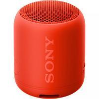 Портативная колонка Sony SRS-XB12 красный