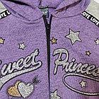 Костюм спортивный, цвет фиолетовый, фото 2