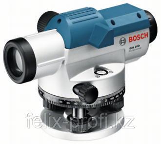 Оптический нивелир BOSCH GOL 20 D + BT 160 + GR 500 Kit