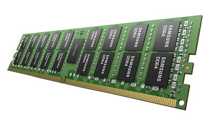 Оперативная память Samsung DRAM PC4-21300 8GB (DDR4 2666 MT/s ECC RDIMM SR, M393A1K43BB1-CTD6Y)
