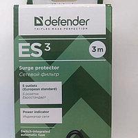Фильтр сетевой Defender 3 метра