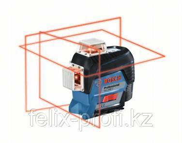 Лазерный нивелир BOSCH GLL 3-80 C (12 V) + BM 1 + L-Boxx